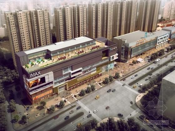 [上海]都市文化休闲广场景观方案