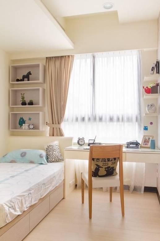 室内设计|N款工作间与书桌,看一眼就为之着迷!_2