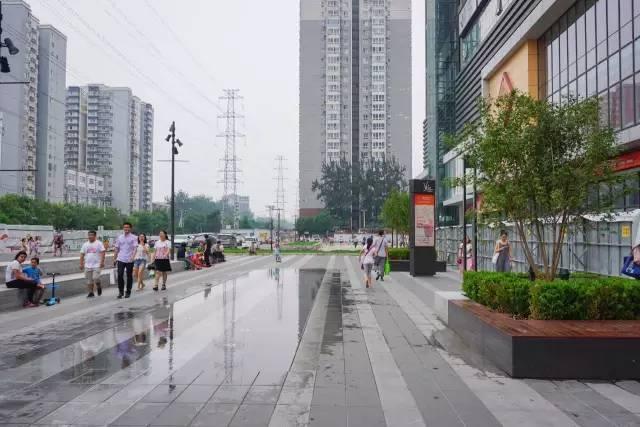 一个单词产生的设计灵感,结果火了北京的商业广场~_21