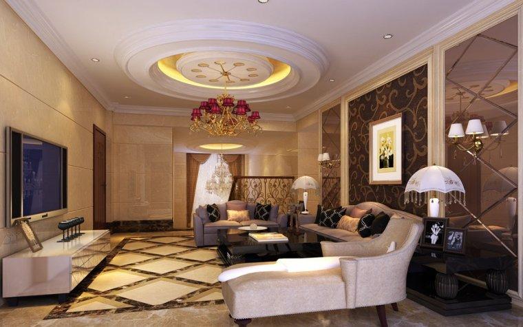 贵族奢华会所设计