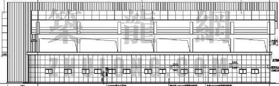 某灯光球场建筑设计方案-3