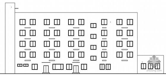 [南京市江宁区]某经济开发区综合楼建筑施工图(带效果图)