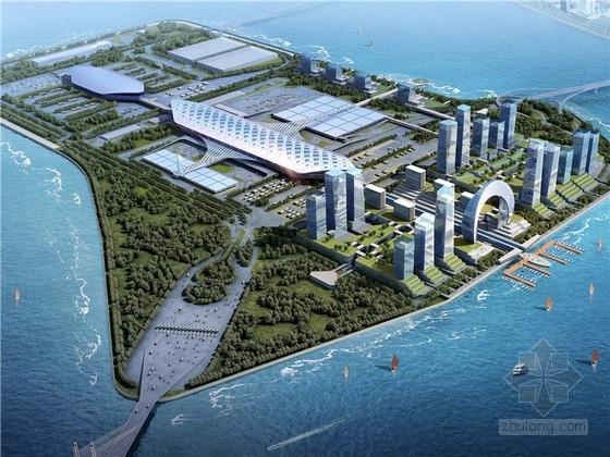 [广东]大型交通枢纽及多功能综合区规划方案文本(知名设计院)