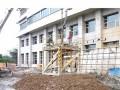 [湖北]18米深基坑逆作法开挖及支护施工方案(附图丰富)