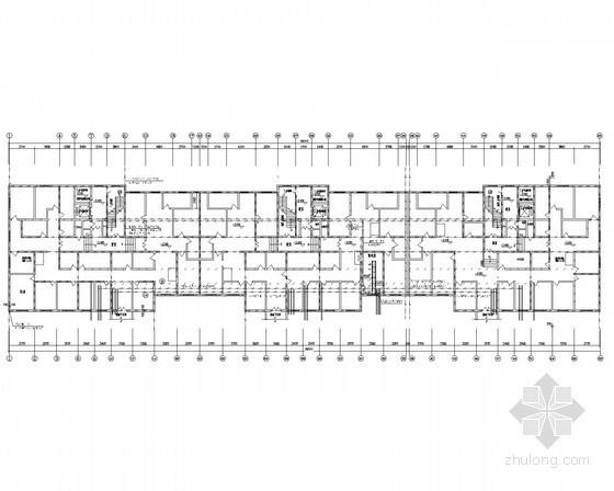 [山西]一类高层综合建筑电气完整施工图