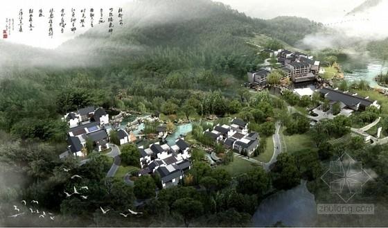 [安徽]新中式风格五星级酒店设计方案文本(含2个方案).