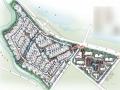 [福州]新古典北美风情高档住宅区景观规划设计方案(知名设计公司)