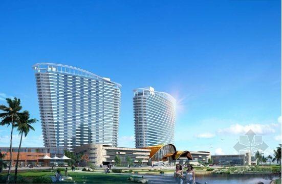 五星级酒店建安工程投资估算书(项目投资分析)
