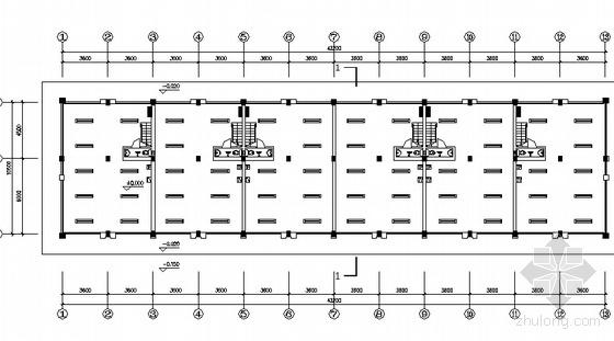 商铺方案电气设计图纸