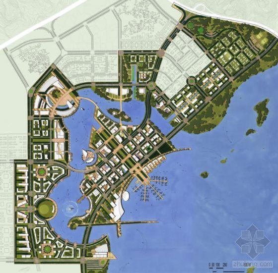 厦门小区景观设计方案