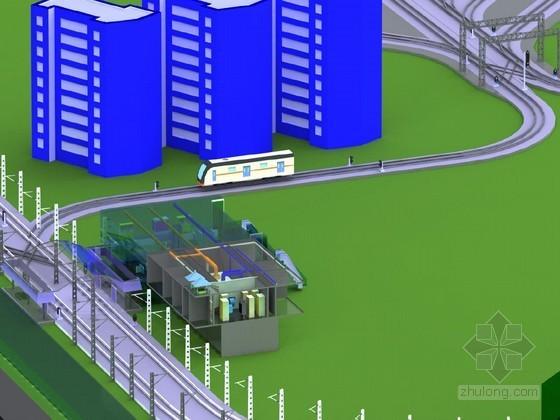 轨道交通线车辆段站场工程土石方施工专项方案