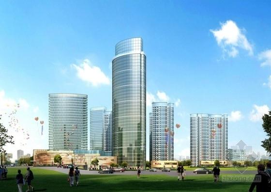 [长沙]某商业广场规划方案文本