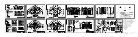 四川省御营山景7#楼建筑结构施工图-3