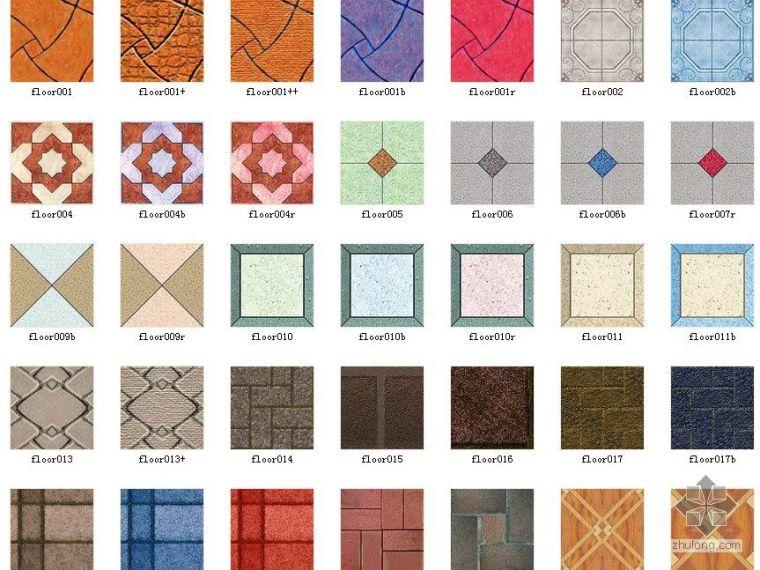 木板地面材质_3