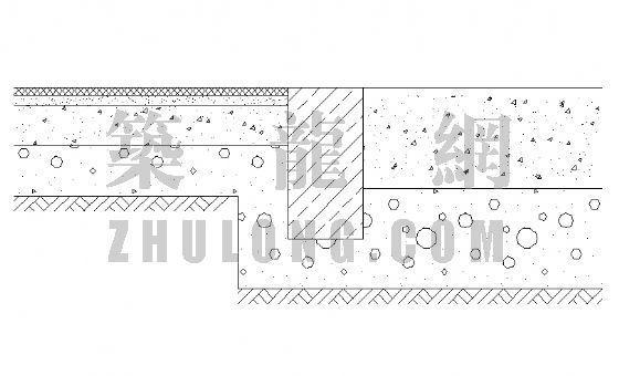 侧石详图(七)