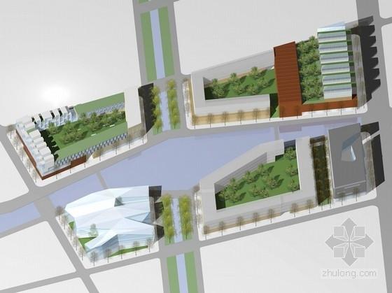 [上海]大型生态体育中心规划设计方案文本(知名事务所)