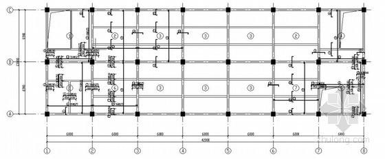 [毕业设计]四层框架结构厂房设计