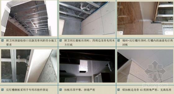 [广东]专业施工企业装修房项目工序流程与细部质量标准做法(2016版)