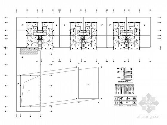 [四川]高层酒店住宅强弱电系统施工图