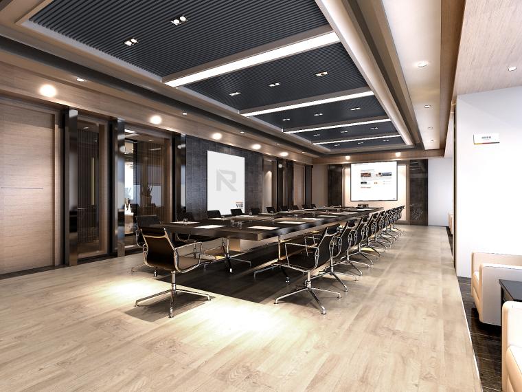本月更新!60套筑龙会员专享资料|室内办公+样板间计+民宿+节点