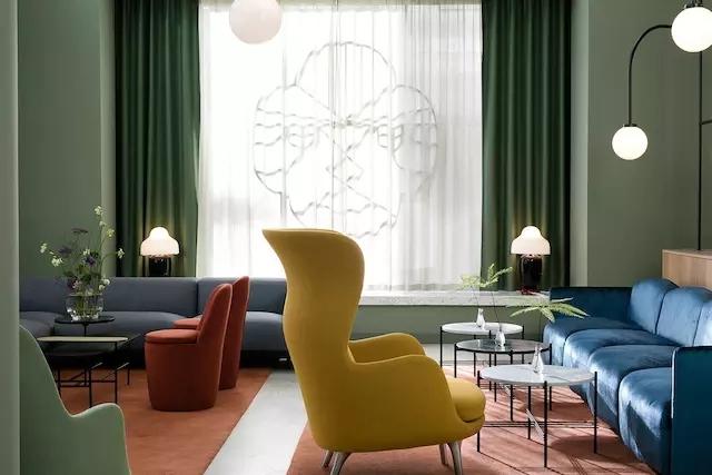 西班牙元素设计酒店来感受下吧
