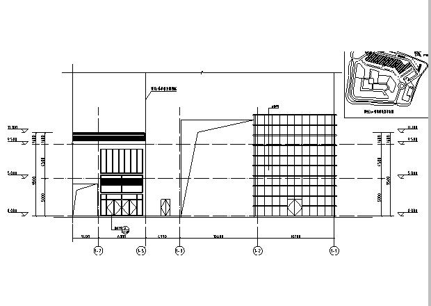[广东]高层养生商业广场建筑施工图(含全专业图纸)_7