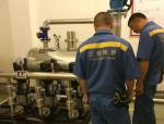 隔膜式气压给水设备的原理与特点