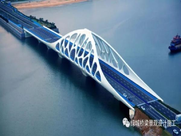 原来,这才是青岛颜值最高的景观桥!