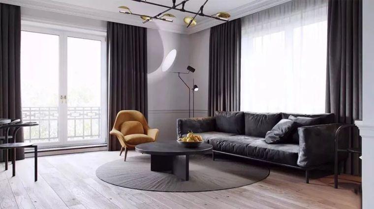 窗帘如何选择和搭配,创造出更好的空间效果_27