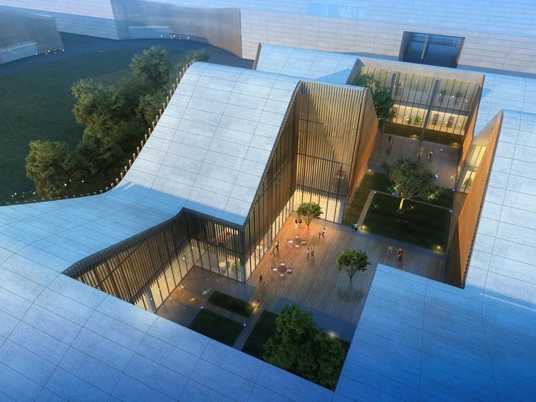 四川 URBANLOGIC 艺术工厂获得2016年美国建筑奖银奖