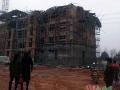 江西再发坍塌事故,一在建工地综合楼装饰架坍塌,已造成2人死亡