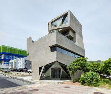 韩国釜山时代住宅