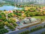 """[天津]""""山水人""""生态和谐公园景观设计方案"""