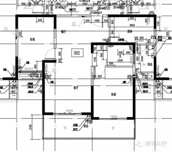 本住宅楼为二层砖混结构资料免费下载