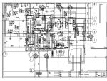 深圳航天晴山月A1户型室内设计施工图