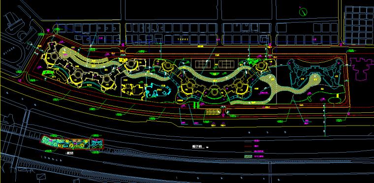 某房地产广东住宅建筑设计施工图