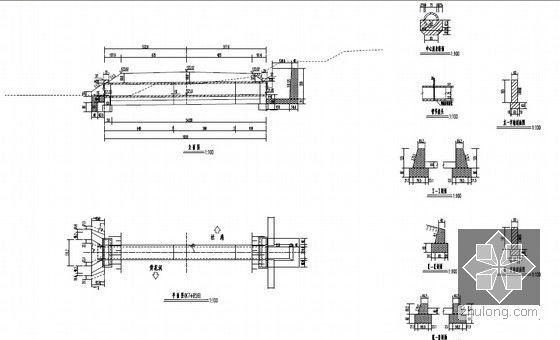 1-0.75m钢筋混凝土圆管涵