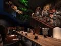 [公装方案] 上海猫王咖啡馆设计方案