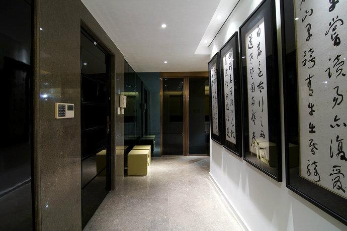198平方米抓住记忆的脉络客厅装修效果图
