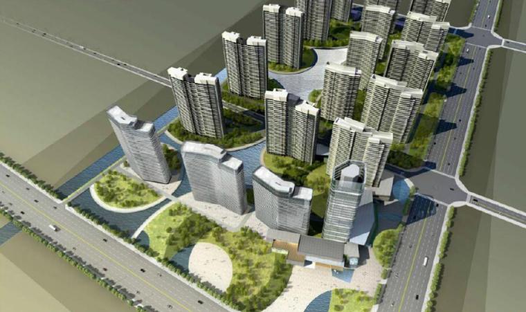 [江苏]商品住宅工程项目可行性研究