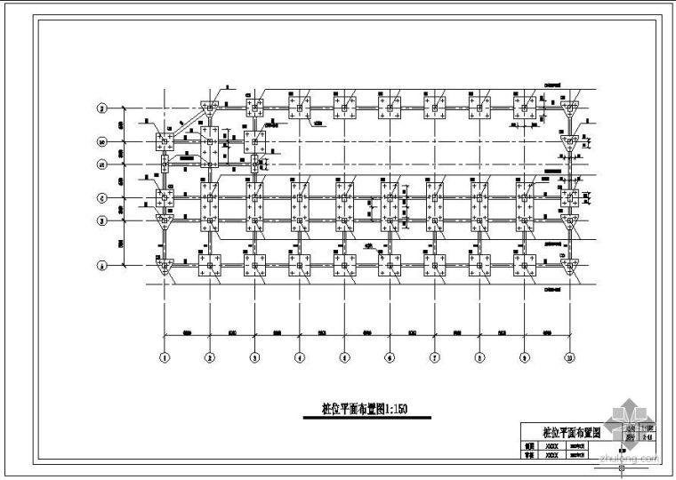 [学士]某七层框架办公楼桩基础课程设计(含计算书、图纸)