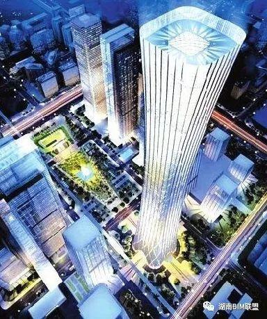 """超震撼的""""中国尊""""钢结构工程视频,BIM应用全面解析"""