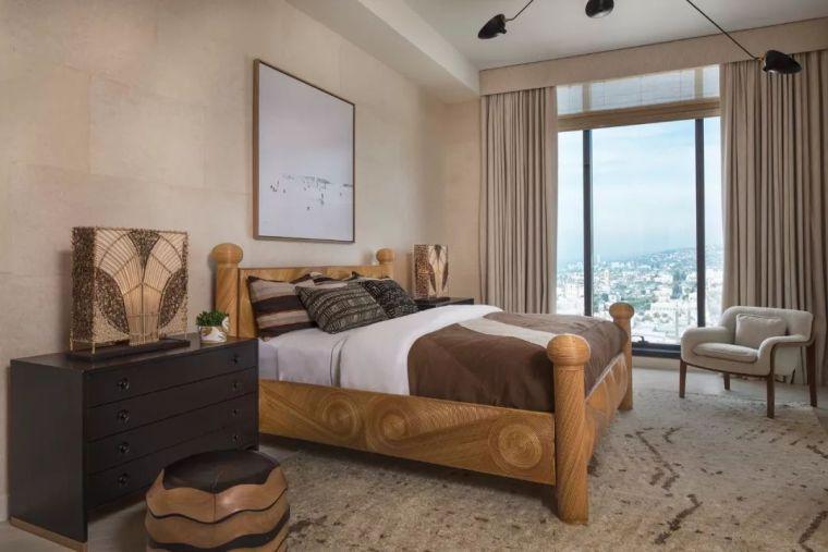 好莱坞的酒店公寓,奢华的画风都变了……_53
