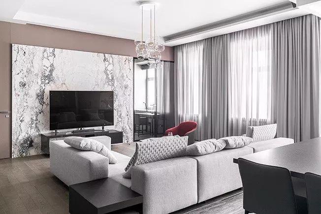 窗帘如何选择和搭配,创造出更好的空间效果_31