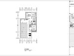 上海九间堂别墅样板房室内设计施工图