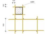 某净水厂送水泵房高支模专项施工方案(共72页,内容丰富)