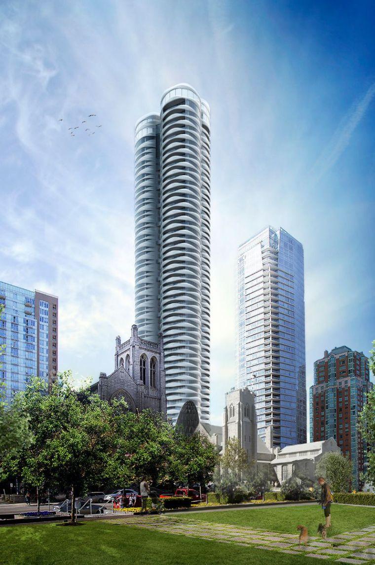 一栋住宅十年设计,这可能是世界上最梦幻的公寓楼_10