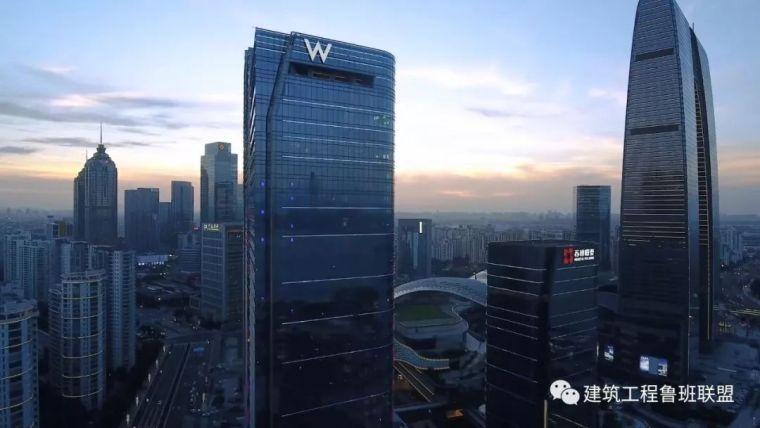 观摩鲁班奖酒店工程,看看什么是五星级质量!