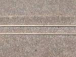 石材上镶的铜条,能不能翻新研磨?