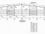 国外英文版钢结构多层厂房